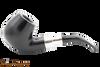 Peterson Ebony Spigot 68 Tobacco Pipe Fishtail
