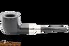 Peterson Ebony Spigot 608 Tobacco Pipe Fishtail