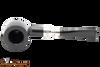 Peterson Ebony Spigot 608 Tobacco Pipe Fishtail Top