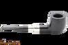 Peterson Ebony Spigot 608 Tobacco Pipe Fishtail Right Side