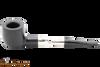 Peterson Ebony Spigot 608 Tobacco Pipe Fishtail Apart