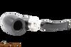 Peterson Ebony Spigot 306 Tobacco Pipe Fishtail Top