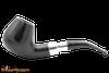 Peterson Ebony Spigot B11 Tobacco Pipe Fishtail