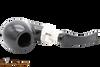 Peterson Ebony Spigot XL02 Tobacco Pipe Fishtail Top