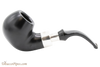 Peterson Ebony Spigot XL02 Tobacco Pipe Fishtail