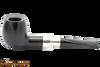 Peterson Ebony Spigot 87 Tobacco Pipe Fishtail