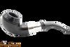 Peterson Ebony Spigot 999 Tobacco Pipe Fishtail