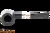 Peterson Ebony Spigot 120 Tobacco Pipe Fishtail Top