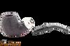 Peterson Standard Rustic B42 Tobacco Pipe PLIP Apart