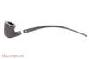 Peterson Churchwarden Rustic D15 Tobacco Pipe Fishtail