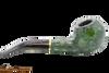 Savinelli Alligator 673 KS Green Tobacco Pipe Right Side