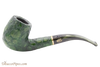 Savinelli Alligator 606 KS Green Tobacco Pipe