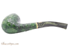 Savinelli Alligator 606 KS Green Tobacco Pipe Bottom
