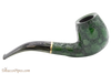 Savinelli Alligator 677 KS Green Tobacco Pipe Right Side