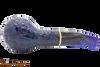 Savinelli Alligator 320 KS Blue Tobacco Pipe Bottom