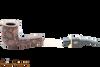 Savinelli Alligator 513 KS Brown Tobacco Pipe Apart