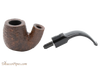 Savinelli Tre 614 Tobacco Pipe Rustic Apart