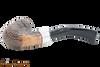 Peterson Arklow Sandblast 338 Tobacco Pipe Fishtail Bottom
