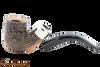 Peterson Arklow Sandblast 338 Tobacco Pipe Fishtail Apart