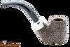 Peterson Arklow Sandblast 304 Tobacco Pipe Fishtail Right Side