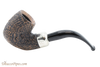 Peterson Arklow Sandblast X220 Tobacco Pipe Fishtail