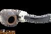 Peterson Arklow Sandblast X220 Tobacco Pipe Fishtail Top