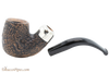 Peterson Arklow Sandblast X220 Tobacco Pipe Fishtail Apart