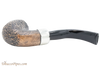 Peterson Arklow Sandblast 230 Tobacco Pipe Fishtail Bottom