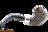 Peterson Arklow Sandblast 230 Tobacco Pipe Fishtail Right Side
