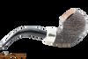Peterson Arklow Sandblast 03 Tobacco Pipe Fishtail Right Side