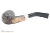 Peterson Arklow Sandblast 69 Tobacco Pipe Fishtail Bottom