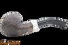 Peterson Arklow Sandblast 68 Tobacco Pipe Fishtail Bottom
