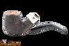 Peterson Arklow Sandblast 68 Tobacco Pipe Fishtail Apart