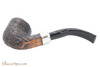 Peterson Arklow Sandblast B10 Tobacco Pipe Fishtail Bottom