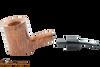 Punto Oro Smooth Classic Natural 311 KS Tobacco Pipe 11254 Apart