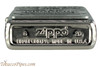 Zippo Spirits Jim Beam Pewter Emblem Chrome Lighter Bottom