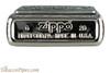 Zippo Spirits Jack Daniels Pewter Emblem Chrome Lighter Bottom