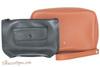Dunhill White Spot Terracotta Pipe Companion XL Pouch PA2022XL Tobacco Pouch