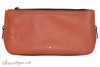Dunhill White Spot Terracotta 2 Pipe Pouch PA2024