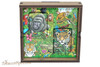 Zippo 540 Color Mysteries Of The Forest Lighter Set Open Box