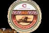 Cobblestone Brick Kentucky Plug Pipe Tobacco Front