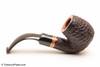 Savinelli Porto Cervo Rustic 614 Tobacco Pipe Right Side