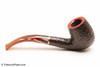 Savinelli Roma Rustic 606 KS Lucite Stem Tobacco Pipe Right Side