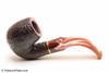 Savinelli Roma Rustic 614 Lucite Stem Tobacco Pipe Left Side