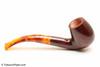 Savinelli Tortuga Smooth 602 Tobacco Pipe Right Side