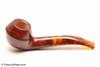 Savinelli Tortuga Smooth 673 KS Tobacco Pipe Left Side