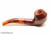 Savinelli Tortuga Smooth 673 KS Tobacco Pipe Right Side