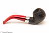 Peterson Dracula 03 Sandblast Fishtail Tobacco Pipe Right Side