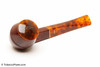 Savinelli Tortuga Smooth 504 Tobacco Pipe with Cap