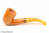 Savinelli Miele Honey Pipe 611 KS Tobacco Pipe Left Side